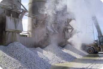 Calcined Flint Plant Denmark