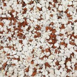 Red and White Flint 3-8mm 1