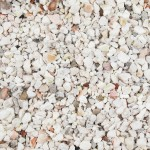 White Calcined Flint 3-8mm 1
