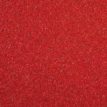 Carmine Red Pigmented Quartz 0.7-1.2mm 1