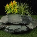 Green Slate Rockery 200-350mm 1