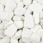 Polar White Pebbles 20-40mm 1