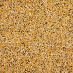 Yellow Coloured Quartz Blend 0.7-1.2mm 1