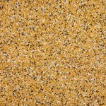 Yellow Coloured Quartz Blend 0.7-1.2mm