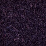 Plum Rubber Shred Chippings 1